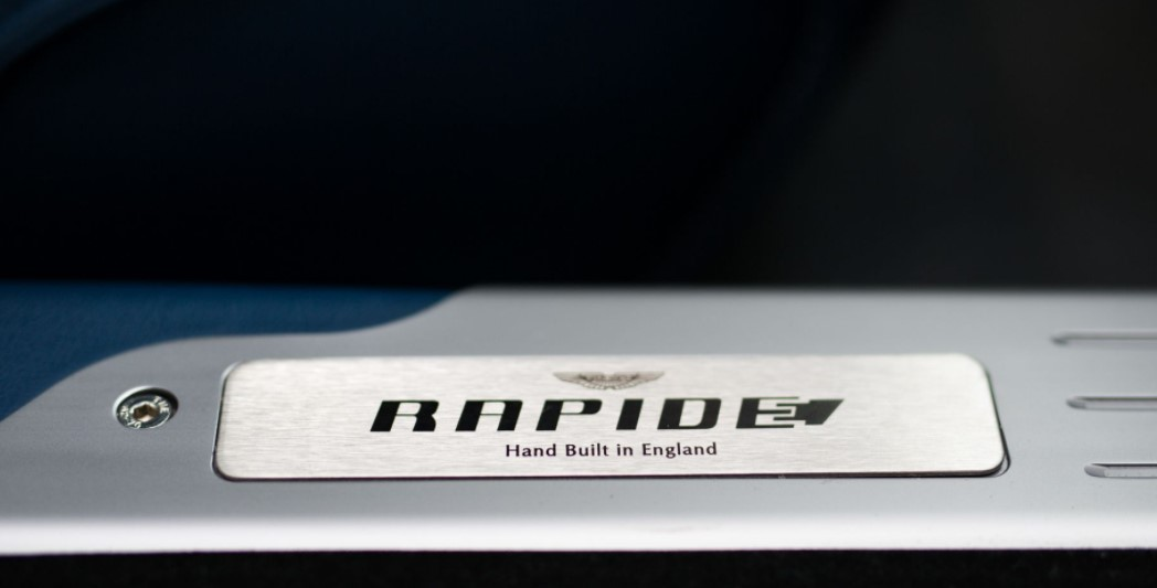 2019 Aston Martin RapidE 7