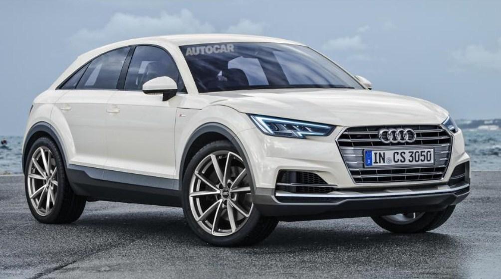 2019 Audi Q4 4
