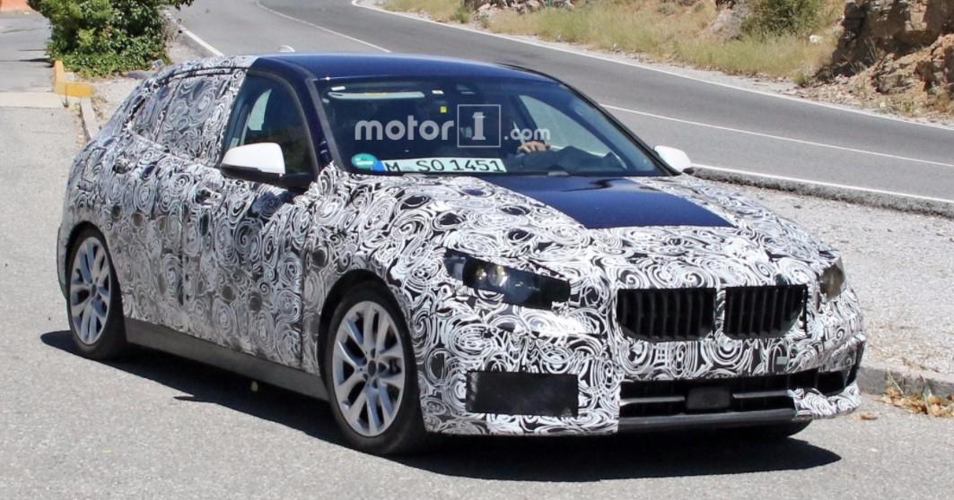 2019 BMW 1 Series 4