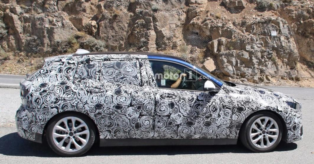2019 BMW 1 Series 5