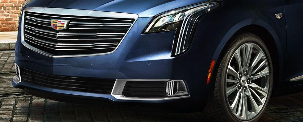 2019 Cadillac XTS 4