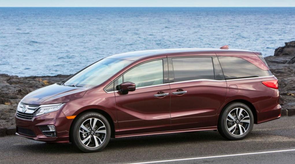 2019 Honda Odyssey Release date, Price, Specs, Engine, Design