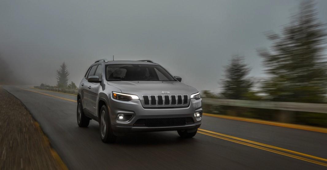 2019 jeep cherokee 2