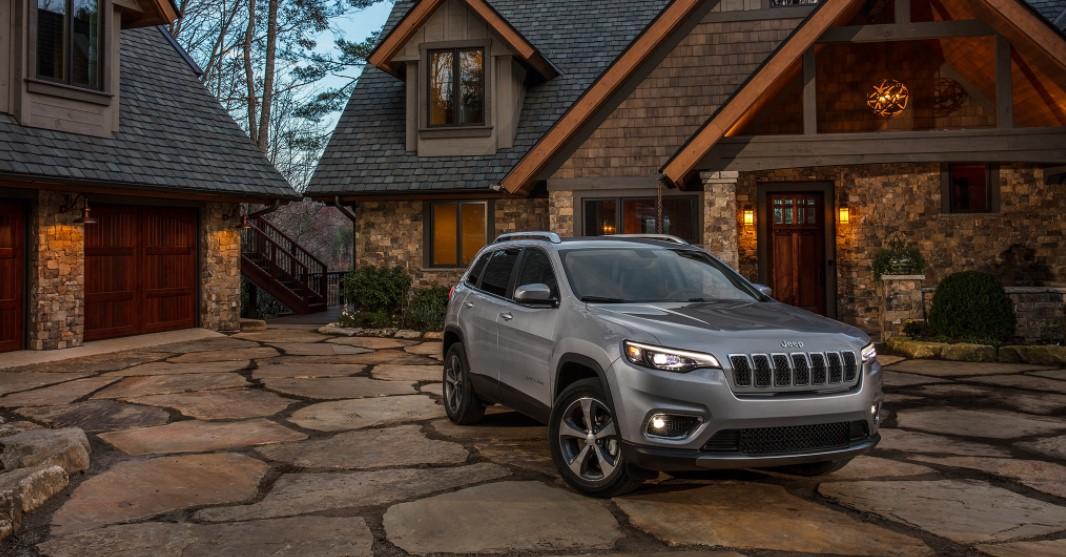 2019 jeep cherokee 5