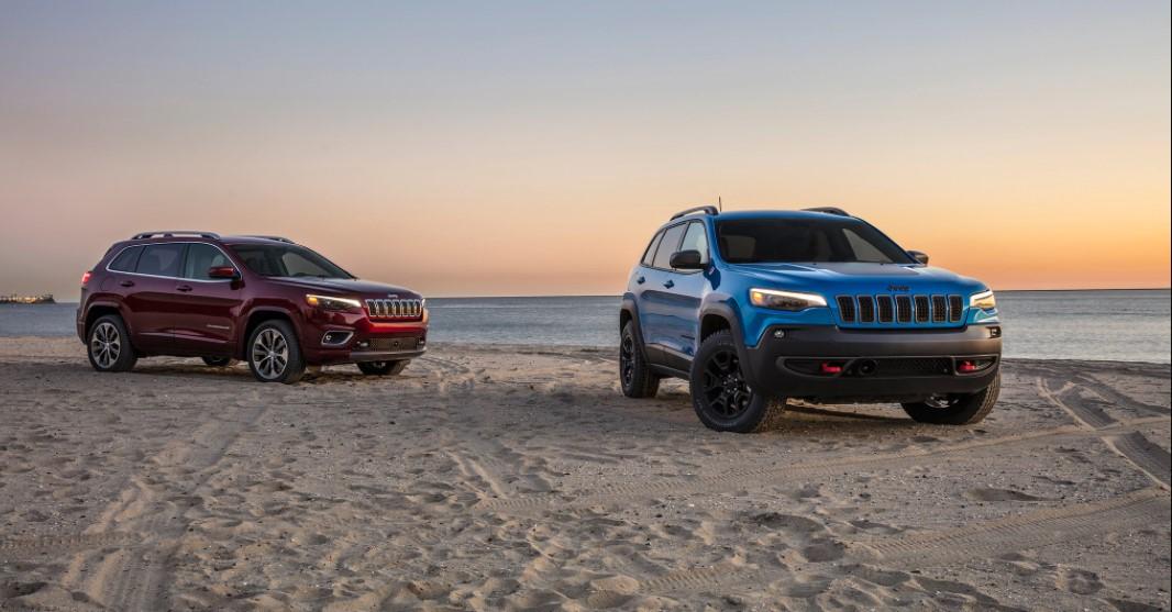 2019 jeep cherokee 6