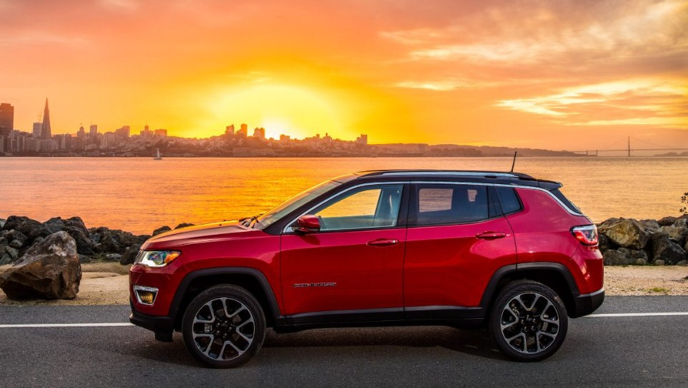 2019 Jeep Compass Specs, Release date, Price, Engine, Interior