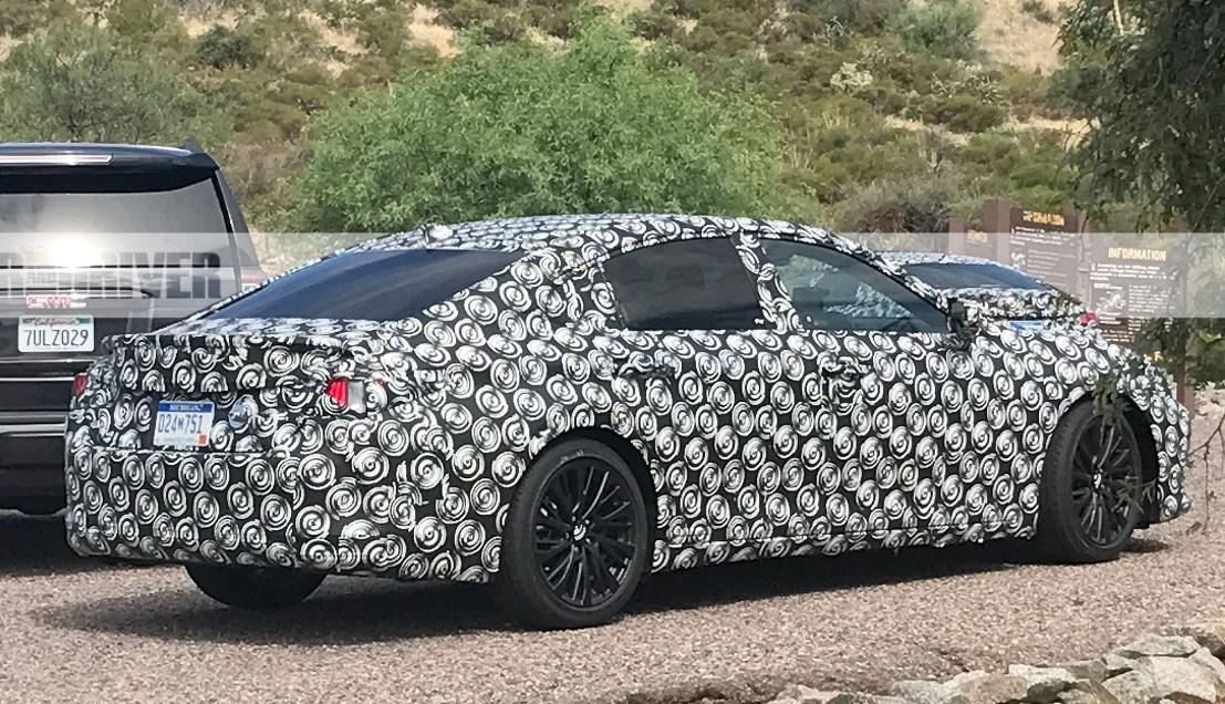 2019 Lexus ES 2