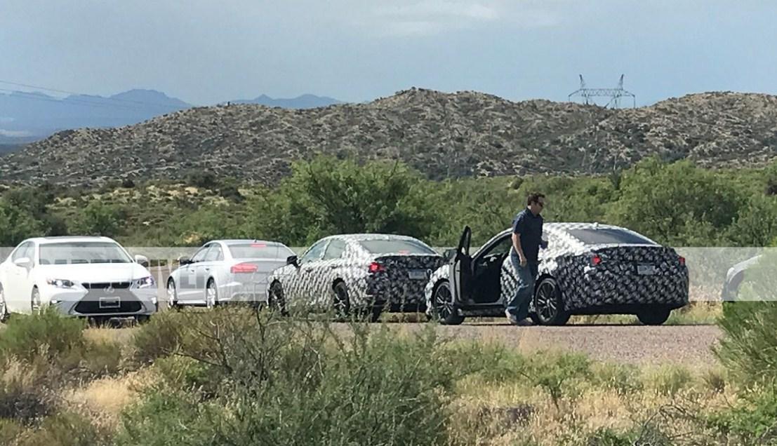 2019 Lexus ES 5