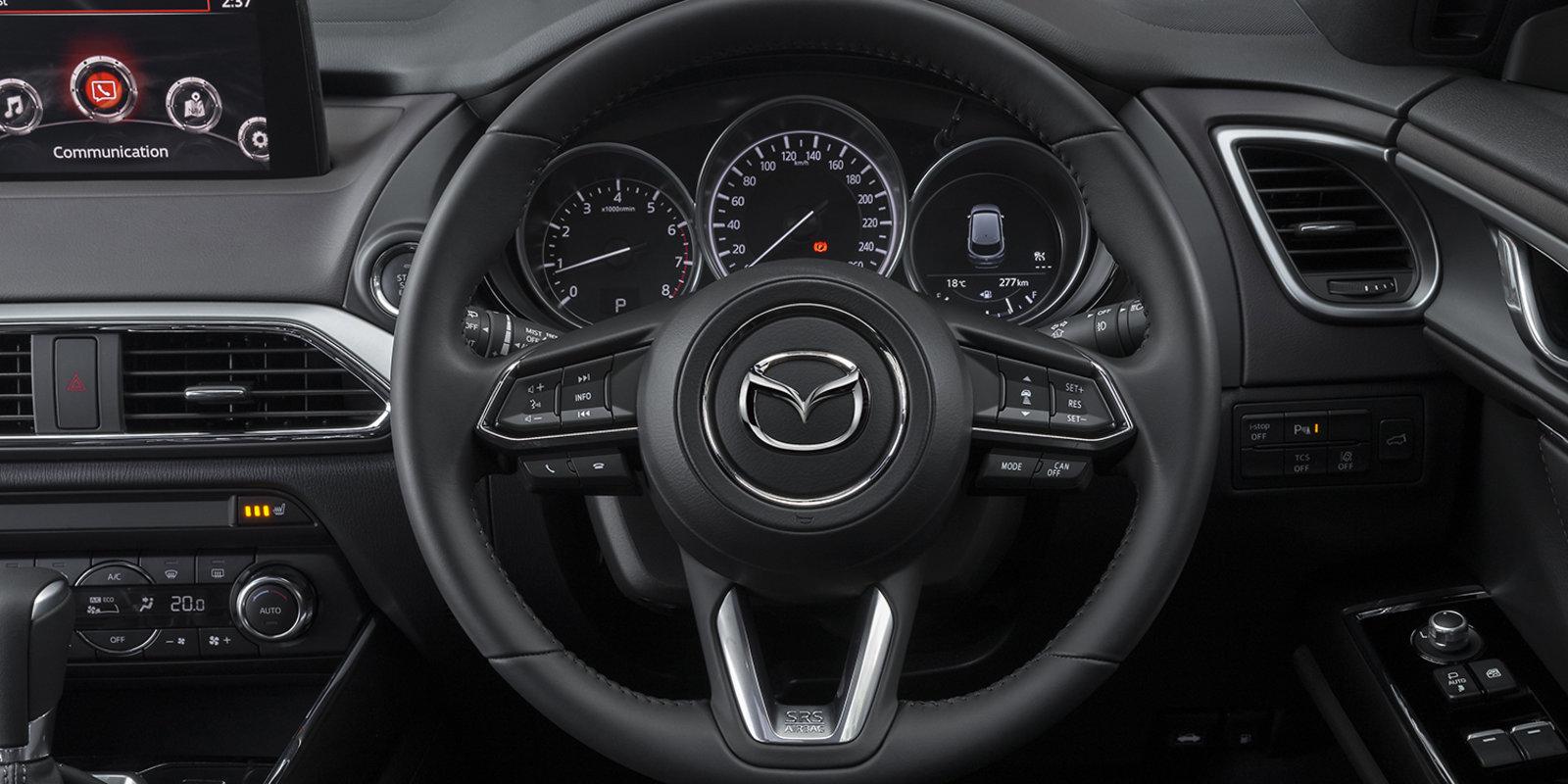 2019 Mazda CX-9 5