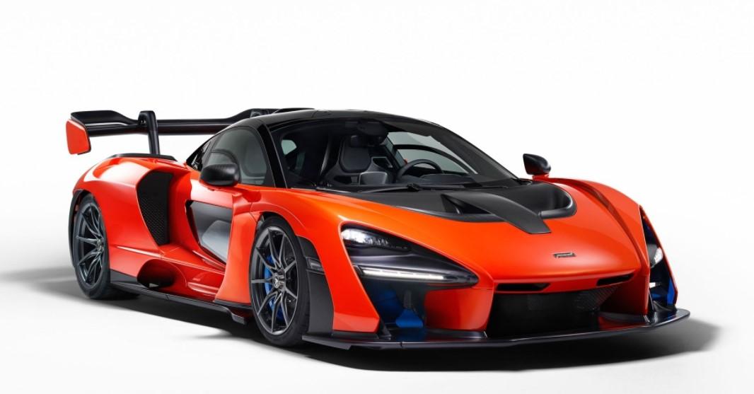 2019 McLaren Senna 4