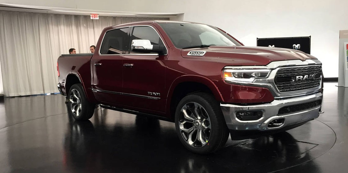 2019 Ram 1500 Interior, Engine, Specs, Price, Release Date