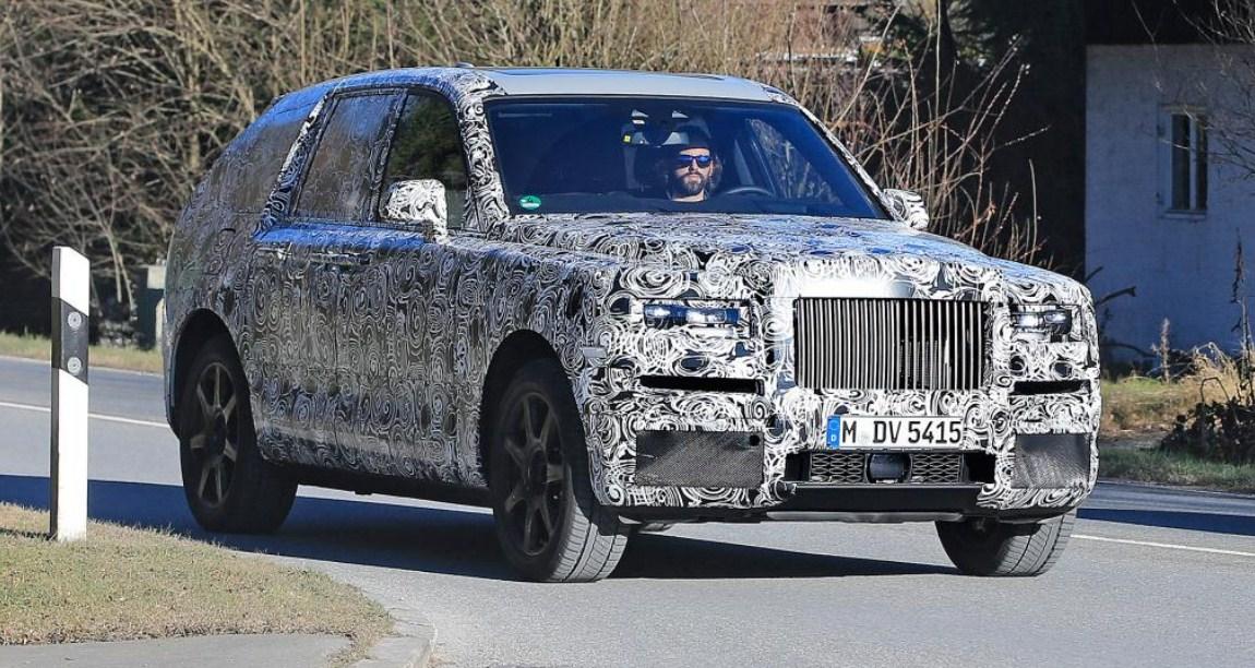 2019 Rolls-Royce Cullinan 11