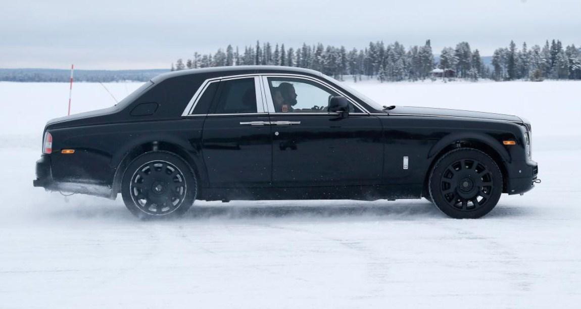 2019 Rolls-Royce Cullinan 2