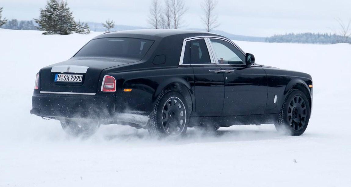 2019 Rolls-Royce Cullinan 3
