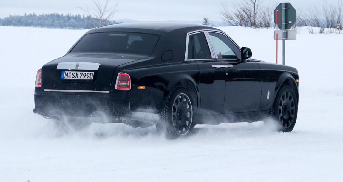 2019 Rolls-Royce Cullinan 4