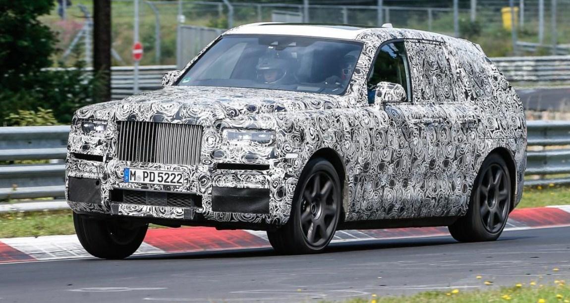 2019 Rolls-Royce Cullinan 5