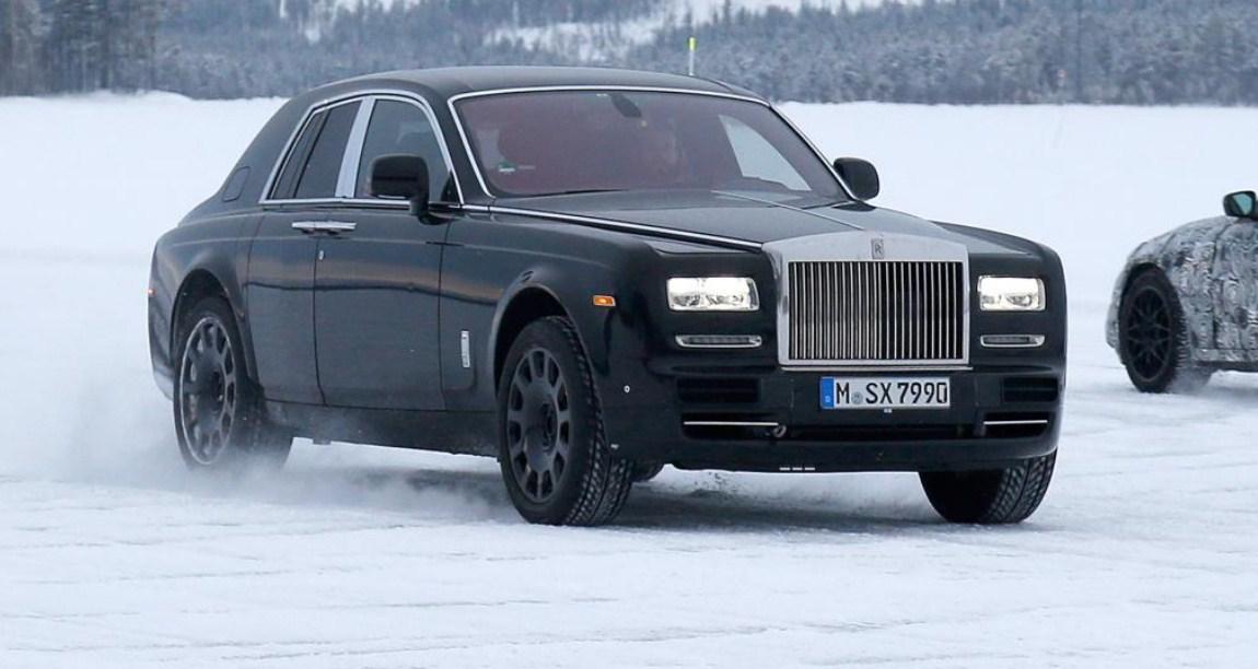 2019 Rolls-Royce Cullinan 6