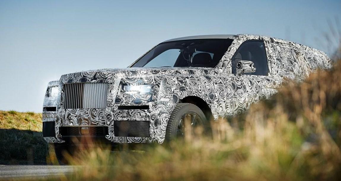 2019 Rolls-Royce Cullinan 7