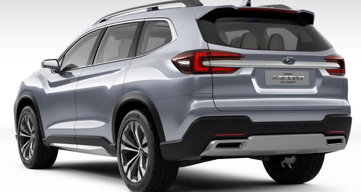 2019 Subaru Ascent Price Release Date Specs Interior