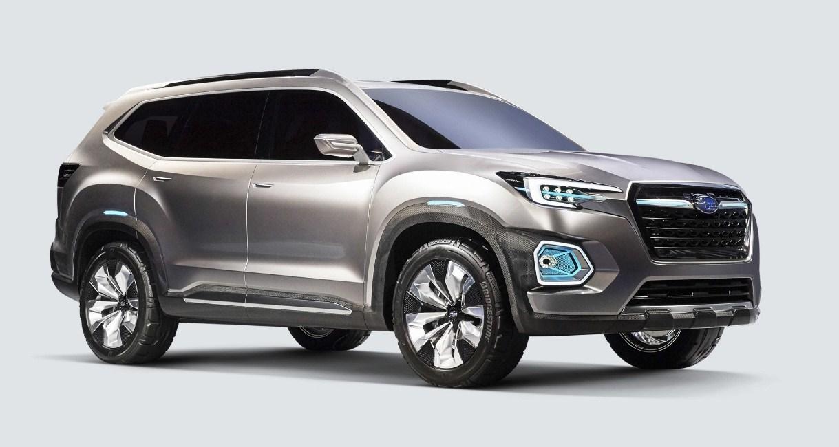 2019 Subaru Ascent Price, Release Date, Specs, Interior ...