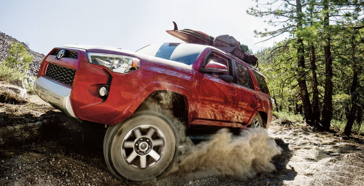 Toyota Route 4 >> 2019 Toyota 4Runner Release date, Changes, Price, Interior ...