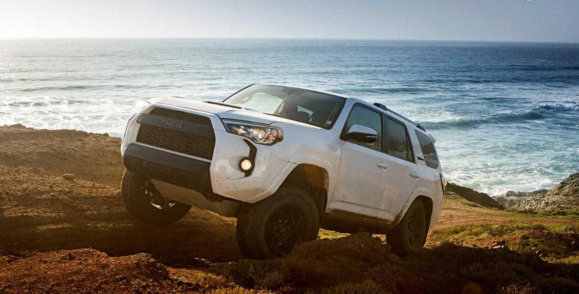2019 Toyota 4Runner 11