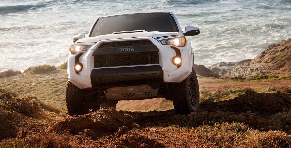 2019 Toyota 4Runner 14