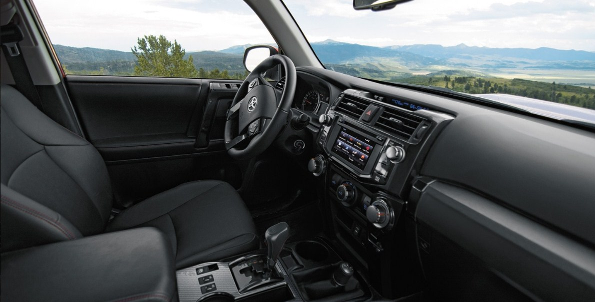 2019 Toyota 4runner Release Date Changes Price Interior