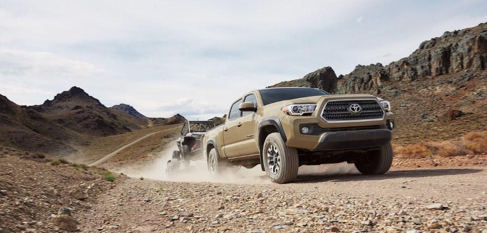 Tacoma Towing Capacity >> 2019 Toyota Tacoma Price, Specs, Interior, TRD Pro,