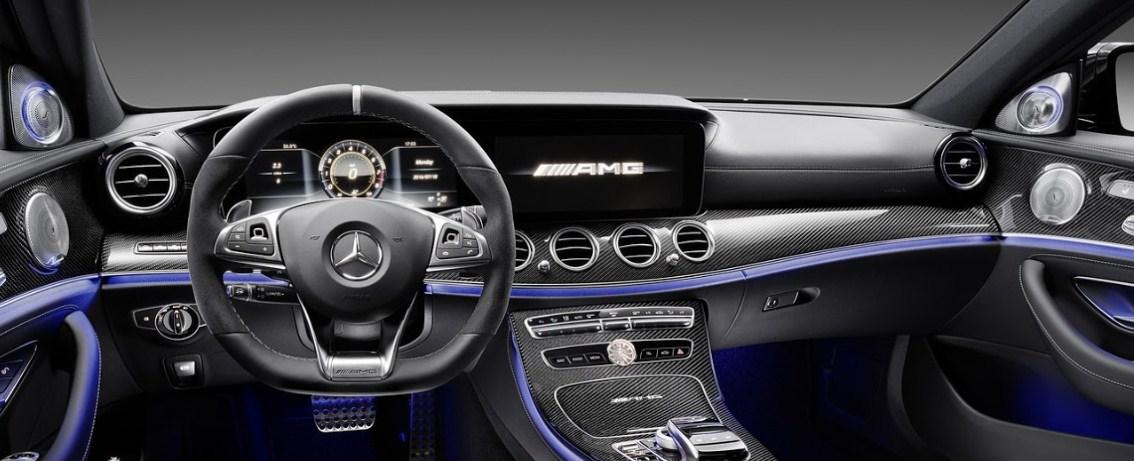 2018 Mercedes AMG E63 2