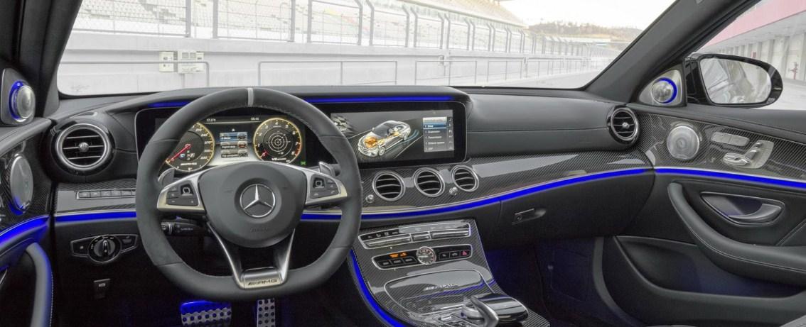 2018 Mercedes AMG E63 3