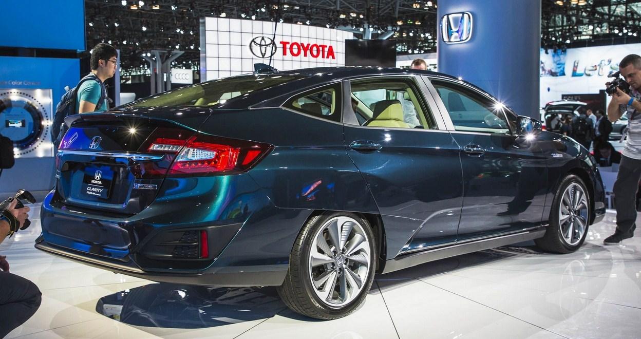 2018 Honda Clarity 3