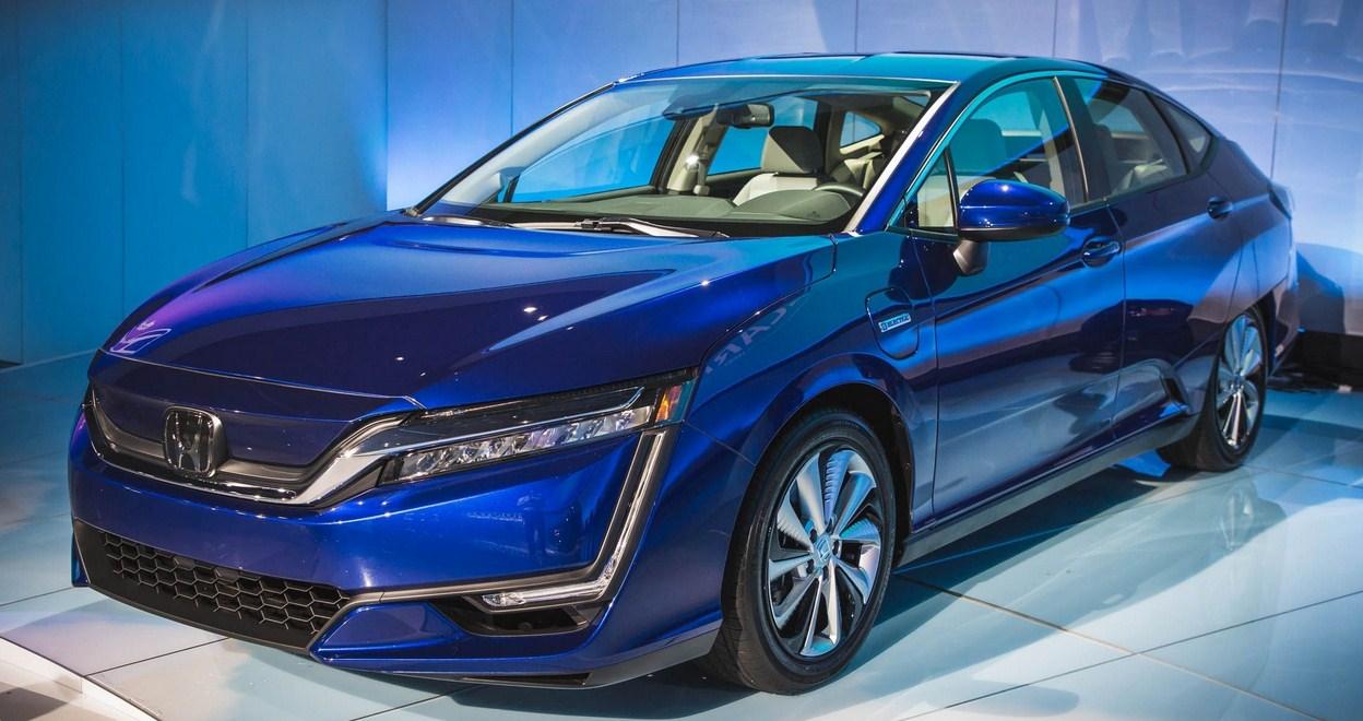 2018 Honda Clarity 4
