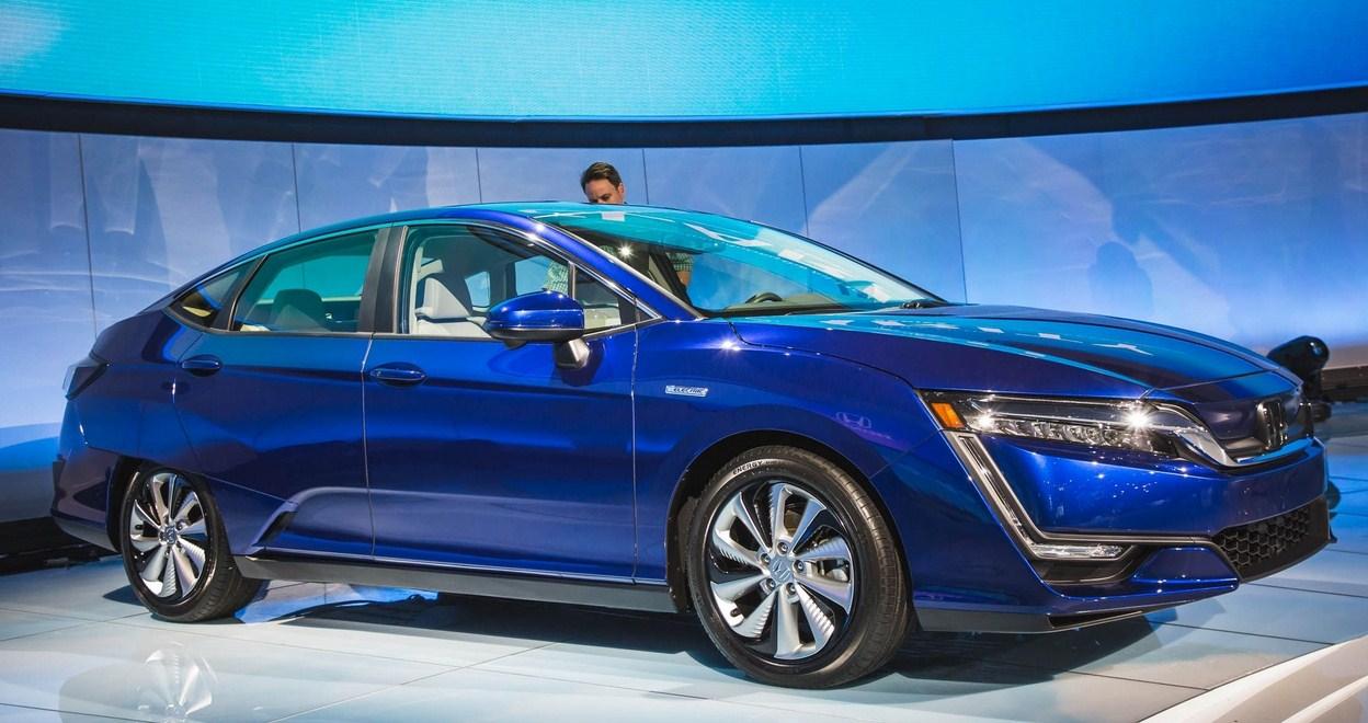 2018 Honda Clarity 5