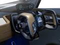 Nissan IDS Concept steering wheel