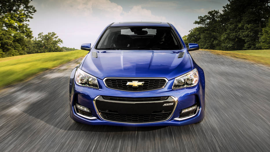 2016 Chevrolet SS Is a Reliable Performance Sedan