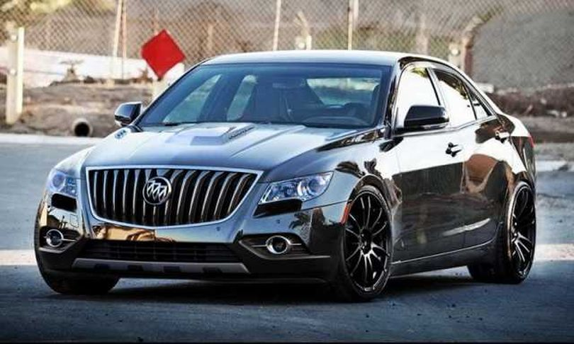 Buick Grand National 2016 >> 2016 Buick Grand National Review Release Date Specs