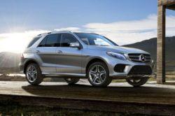2016 GLE CLASS SUV GALLERY 001 GOE D 250x166