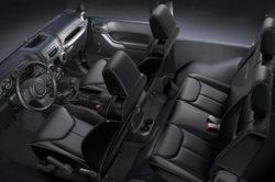 2016 Jeep Wrangler Interior 250x166