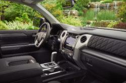 2016 Toyota Tundra TRD Pro interior 250x166