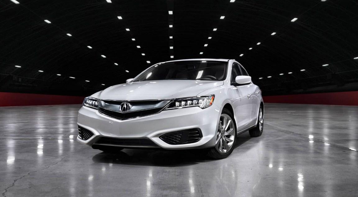 2017 Acura ILX 4