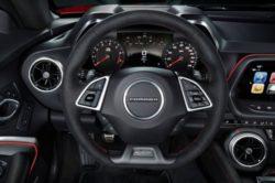 2017 Chevrolet Camaro ZL1 Interior Steering Wheel 250x166