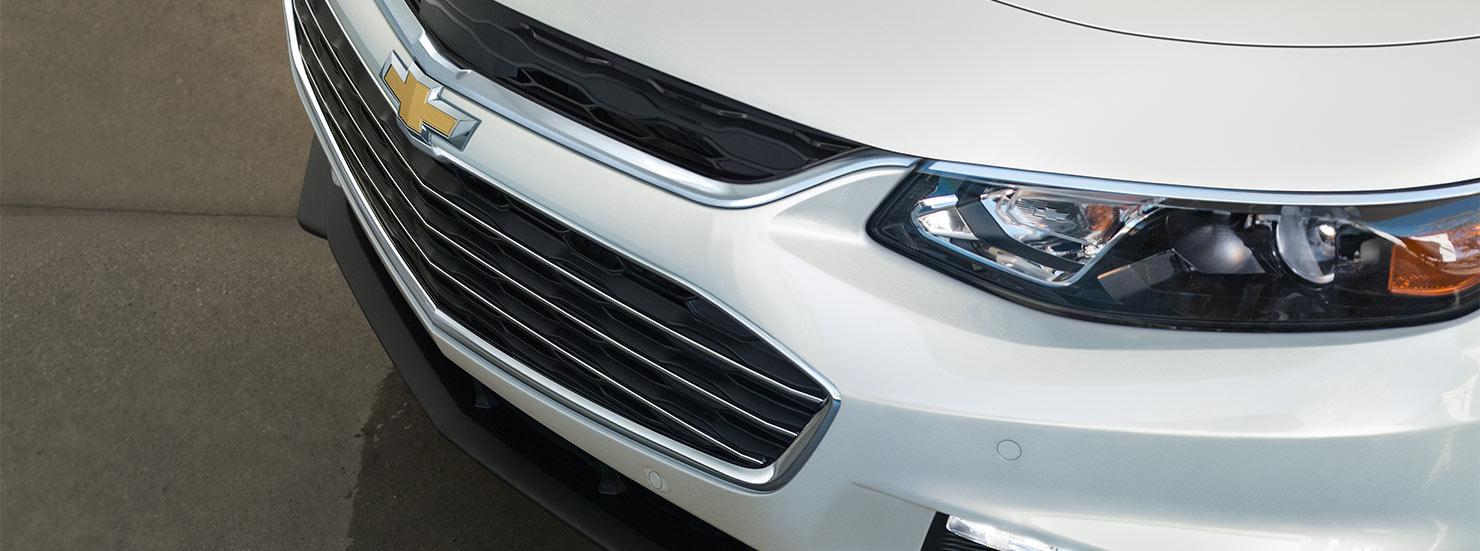 2017 Chevrolet Malibu 4