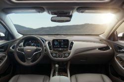 2017 Chevrolet Malibu Interior 250x166