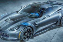 2017 Corvette Grand Sport 250x166