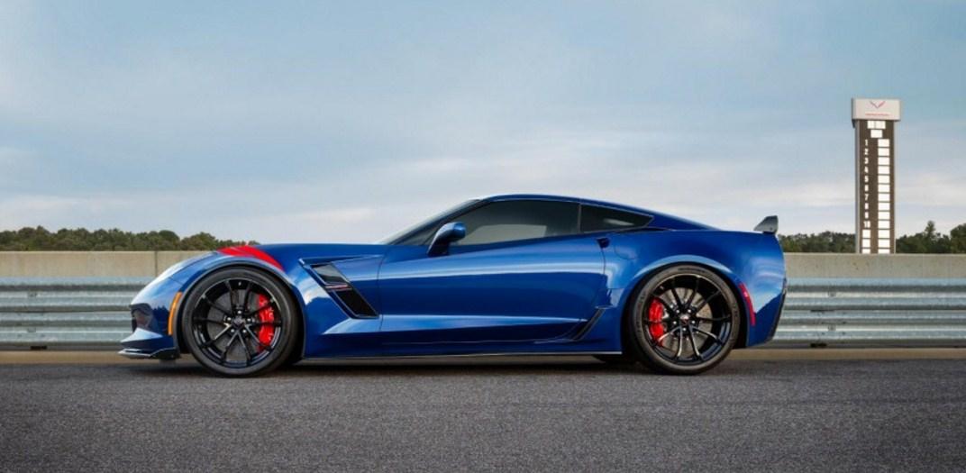 2017 Corvette Grand Sport Price Release Date Specs