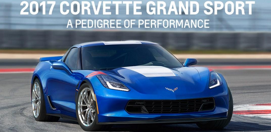 2017 Corvette Grand Sport 9
