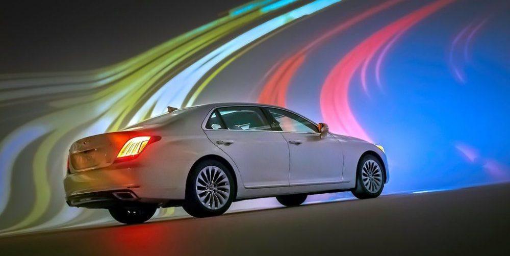 2017 Genesis G90 Price Review Specs Design Engine