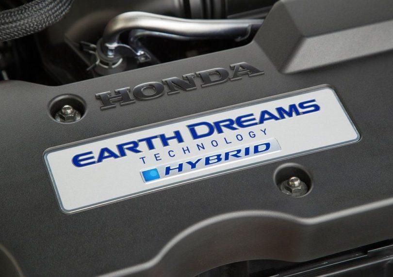 2017 Honda Accord Hybrid motor 810x572