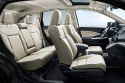2017 Honda CR V Interior side view 250x166
